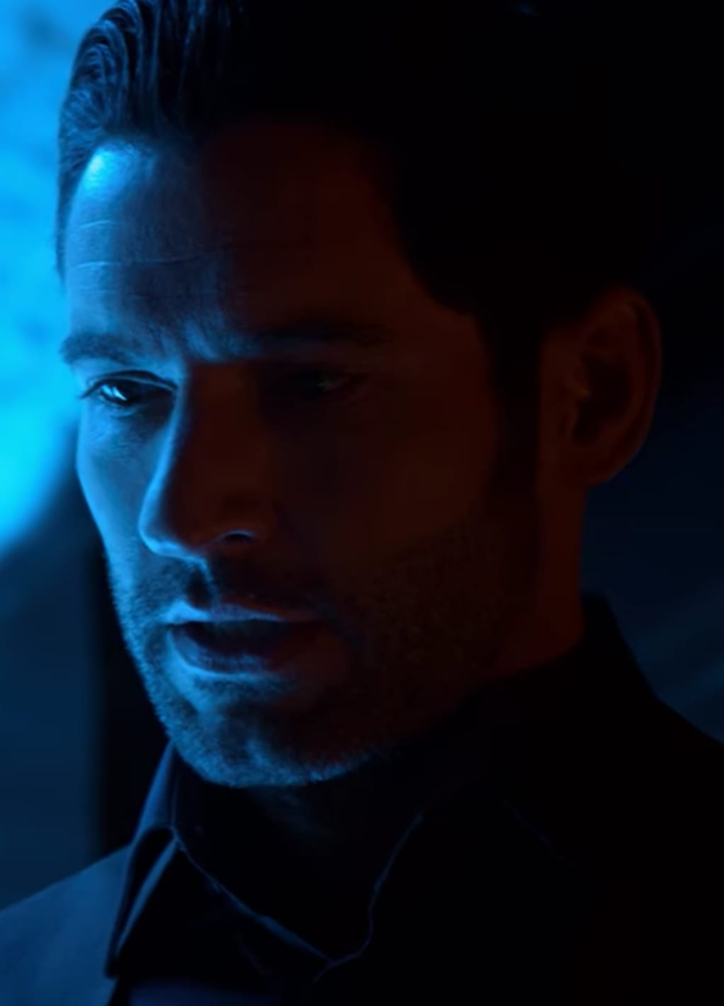 Lucifer Looks In Awe Season 5 Episode 6 Tv Fanatic