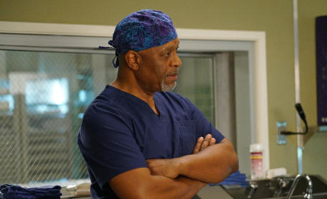 Richard Takes a Stance - Grey's Anatomy Season 12 Episode 4
