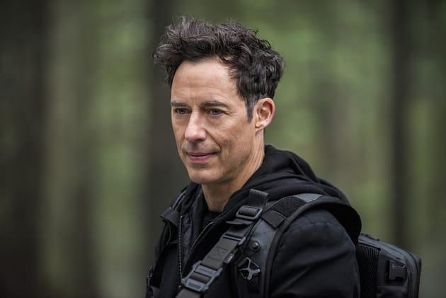 Channeling Deadshot - The Flash Season 2 Episode 14