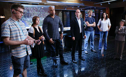 NCIS Los Angeles Scoop: Shane Brennan Talks Densi, The Box and More
