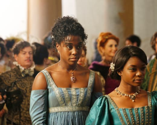 Waiting for Their Turn  - Still Star-Crossed Season 1 Episode 1