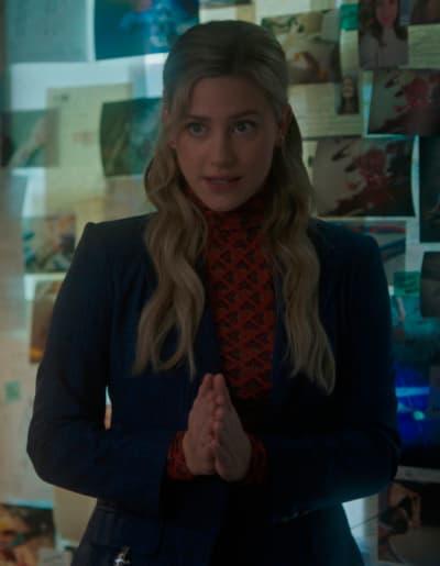 Case Board - Riverdale Season 5 Episode 4