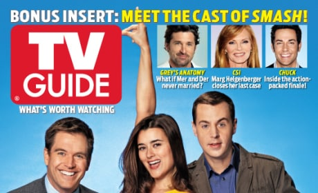 NCIS TV Guide Cover #3