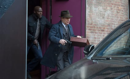 The Blacklist Season Finale Review: Mr. Kaplan