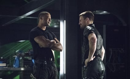Arrow Picture Preview: The Diggle-Darhk Connection