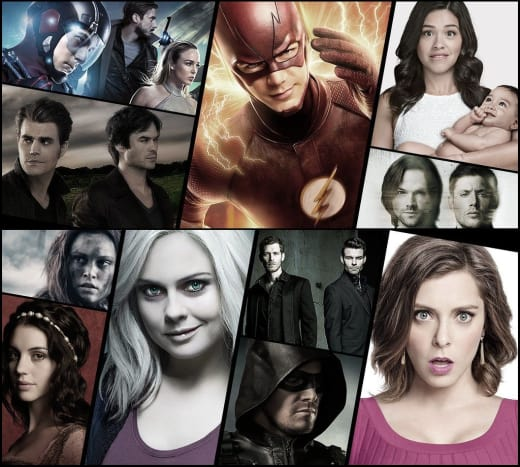 CW Shows All