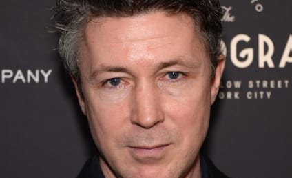 Aidan Gillen Plots TV Comeback in UFO Drama Series
