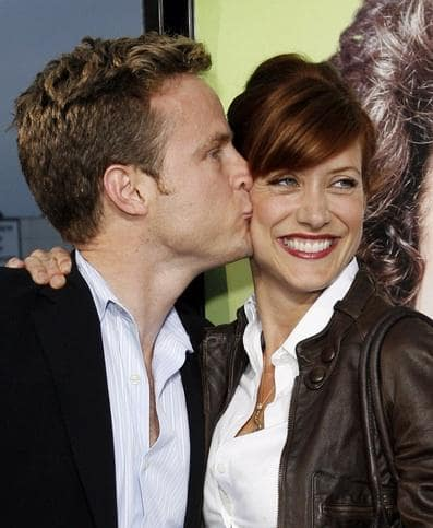 Kate Walsh and Alex Young
