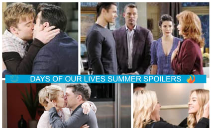 Days of Our Lives Summer Spoilers: Who's Getting Married?