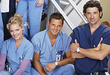 Three Grey's Anatomy Stars