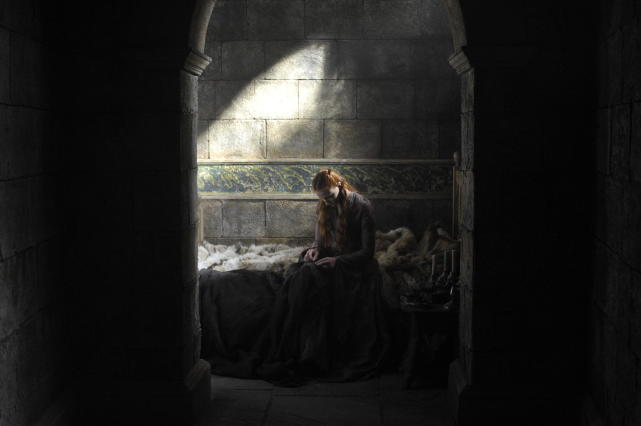 Lonely Sansa