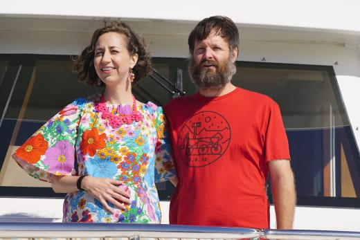 Tandy and Carol - The Last Man on Earth Season 4 Episode 3