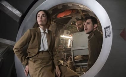 Timeless Gets March Return Date At NBC!