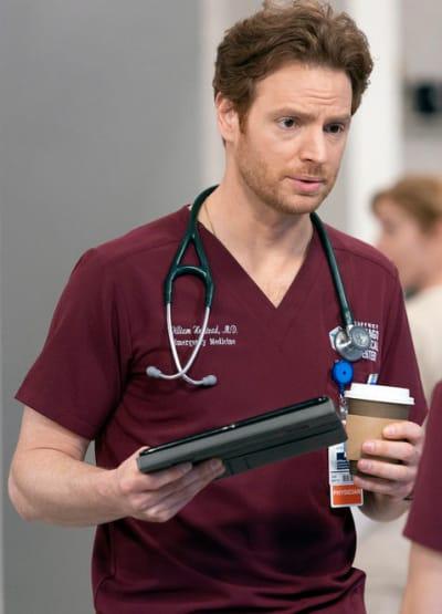 Concerned About Nat - Chicago Med Season 6 Episode 13
