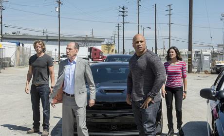 Left Behind - NCIS: Los Angeles