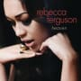 Rebecca ferguson glitter and gold