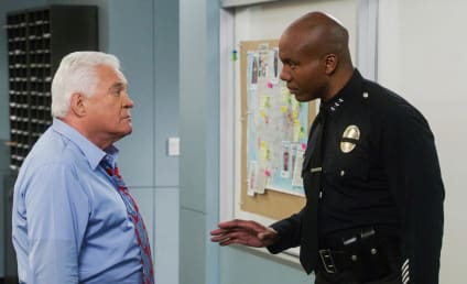 Major Crimes Review: Cursing the Darkness