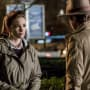 Intense Chat - The Flash Season 3 Episode 13