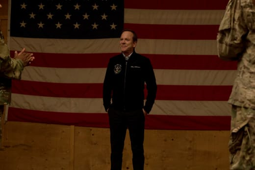 Speaking for the Nation - Designated Survivor Season 2 Episode 8