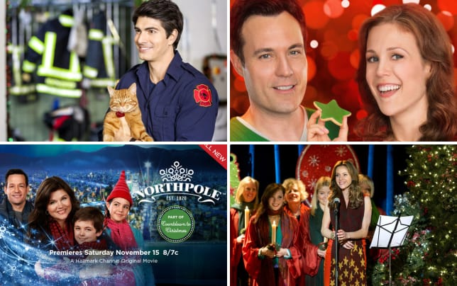 The nine lives of christmas hallmark channel