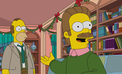 Watch The Simpsons Online: Season 32 Episode 17