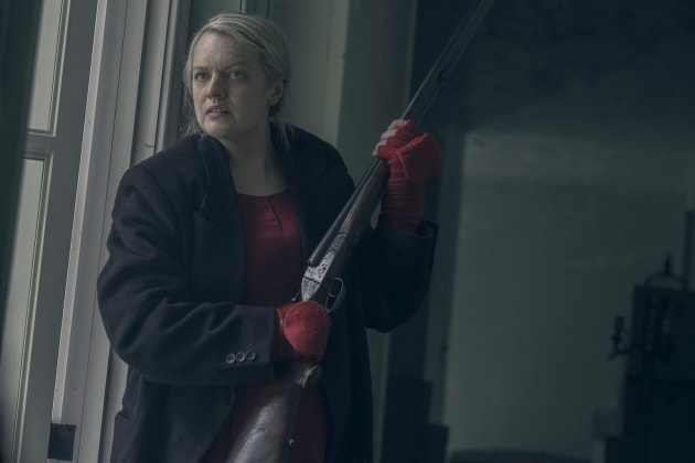 Taking Up Arms  - The Handmaid's Tale Season 2 Episode 11