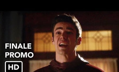 """The Flash Promo: """"The Race of His Life"""""""
