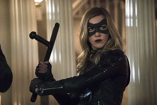 Don't Mess with Me - Arrow Season 4 Episode 10