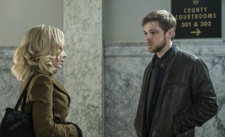 At the Courthouse - Bates Motel Season 5 Episode 9