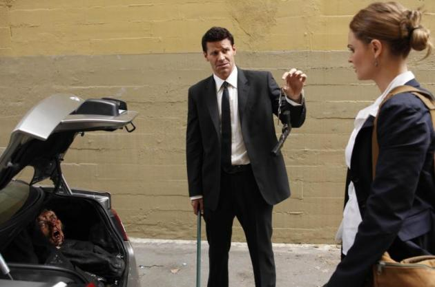 Booth and Brennan Pic