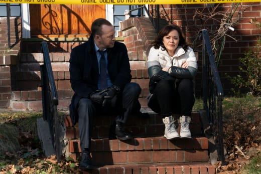 Confiding in Her Partner - Blue Bloods Season 11 Episode 9