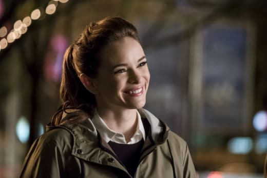 Smile! - The Flash Season 3 Episode 13