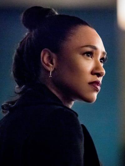 Clone Iris - The Flash Season 6 Episode 17