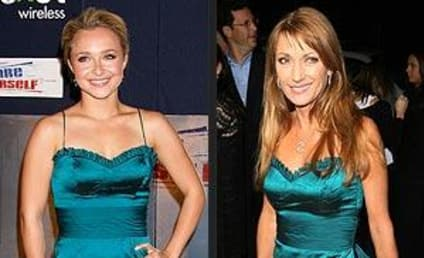 Fashion Face-Off: Hayden Panettiere vs. Jane Seymour