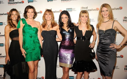 The Real Housewives of New York City Cast