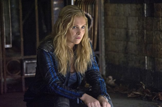 You Wouldn't Like Her When She's Angry - The 100 Season 2 Episode 9