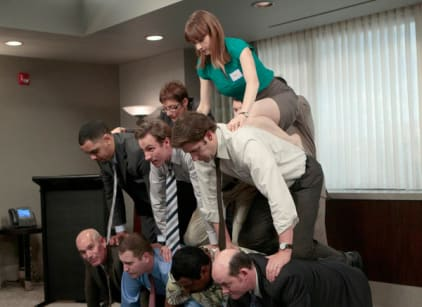 Watch The Office Season 8 Episode 15 Online