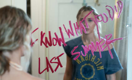 I Know What You Did Last Summer: First Look & Premiere Date for Amazon Horror