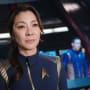 Captain Georgiou - Star Trek: Discovery Season 1 Episode 2