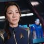 Captain Georgiou - Star Trek: Discovery Season 1 Episode 2