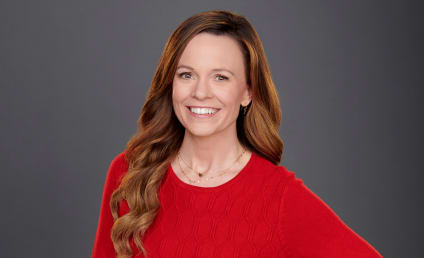 Rachel Boston Teases A Christmas Carousel, Finding Joy During Trying Times
