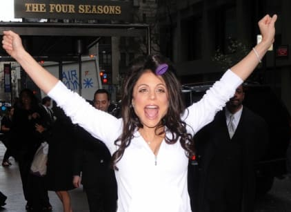 Watch Bethenny Getting Married Season 1 Episode 7 Online