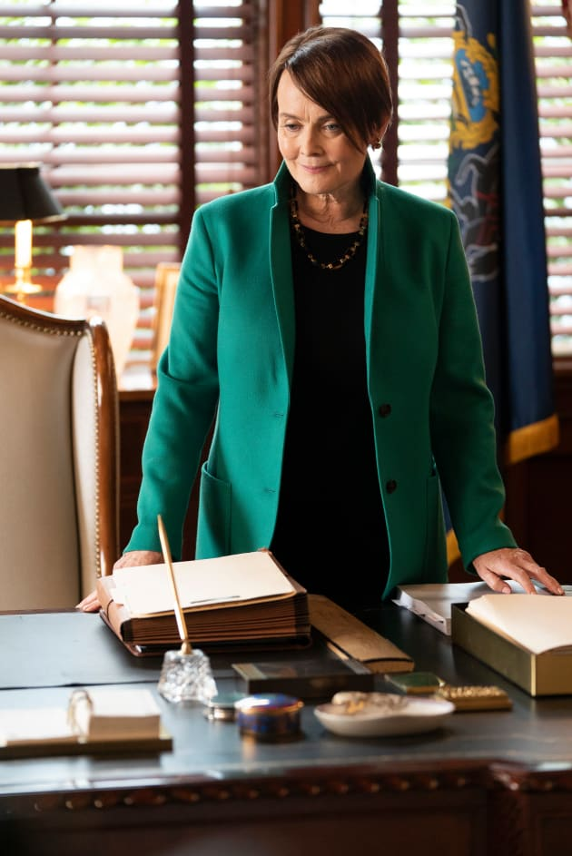 Governor Birkhead - How To Get Away With Murder Season 5 Episode 6