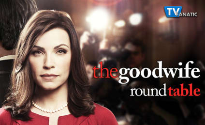 "The Good Wife Round Table: ""Two Girls, One Code"""