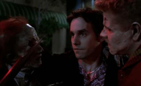 Death Initiation - Buffy the Vampire Slayer