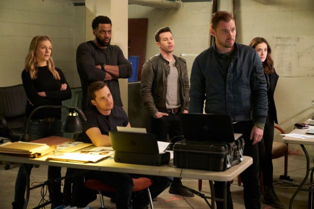 Did He Make It? - Chicago PD Season 5 Episode 22