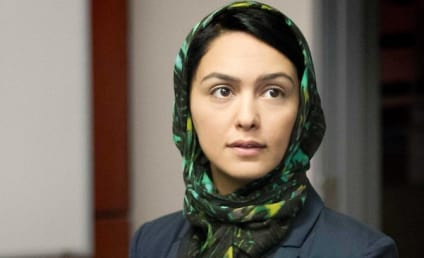 Nazanin Boniadi to Recur on Scandal Season 3