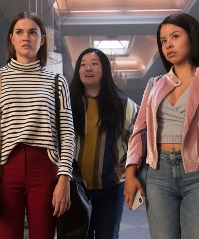 Welcome to the Coterie - Tall - Good Trouble Season 1 Episode 1