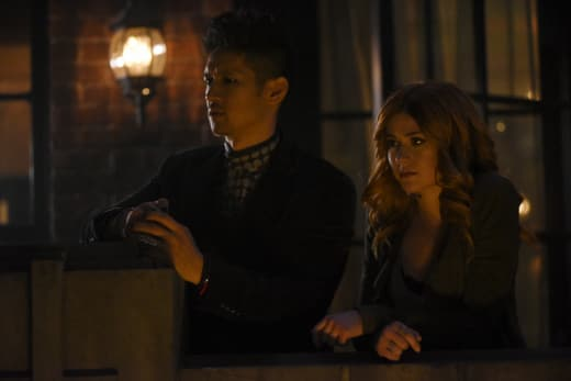 The Great Unknown - Shadowhunters Season 2 Episode 10