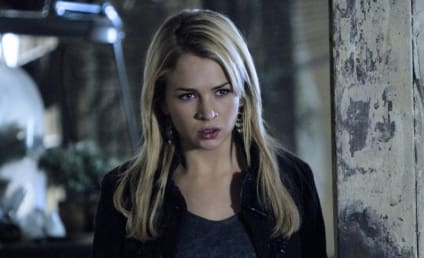 Britt Robertson to Head Under the Dome